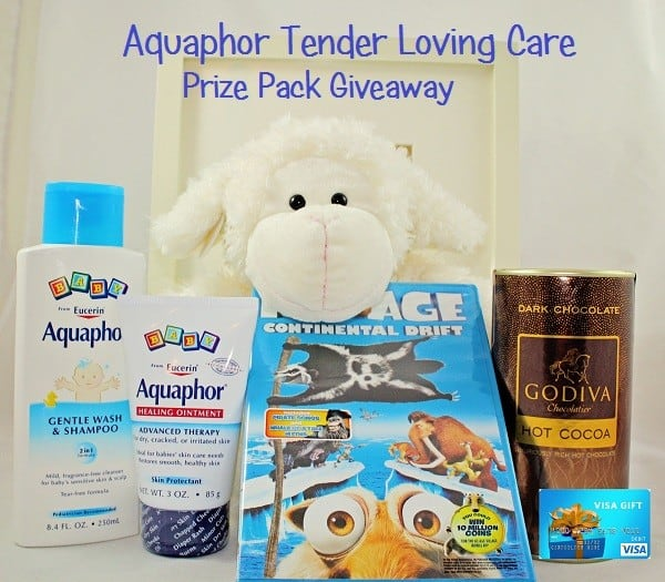 aquaphor tlc prize pack