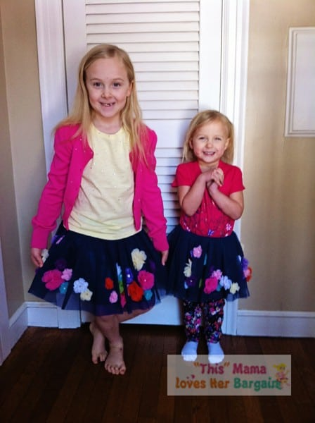 childrens place spring fashions girls