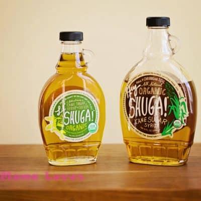 Hey Shuga! and Lil' Shuga!  Natural Organic Sweetener