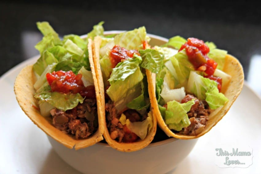 Lentil Taco Recipe Plant Based And Delicious This Mama