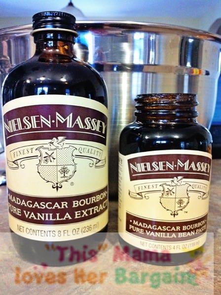 nielsen massey pure vanilla extract pure vanilla bean paste