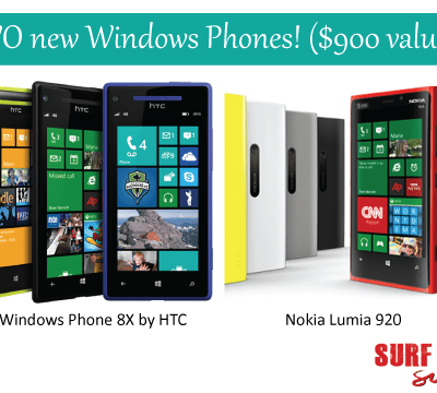 """Check out the """"How We Met"""" App on Facebook & Enter to win 2 Windows Phones! (Giveaway)"""