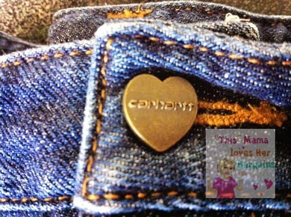 Carhartt jeans for girls