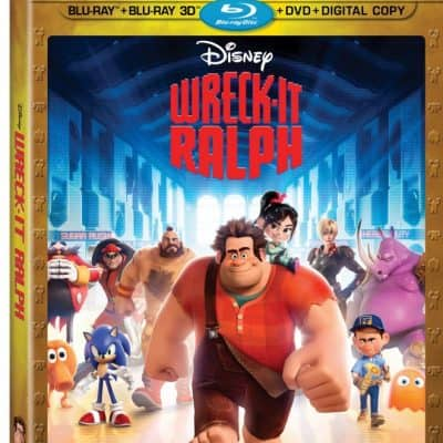 Wreck it Ralph is now available in stores! (Fun games and activities inside plus Hidden Mickeys!)