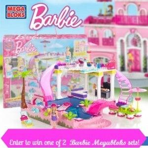 Check out the Barbie MegaBloks selection at Walmart!