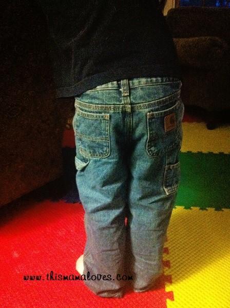 boys carhartt jeans
