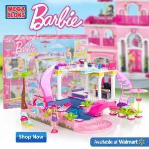 Barbie megabloks
