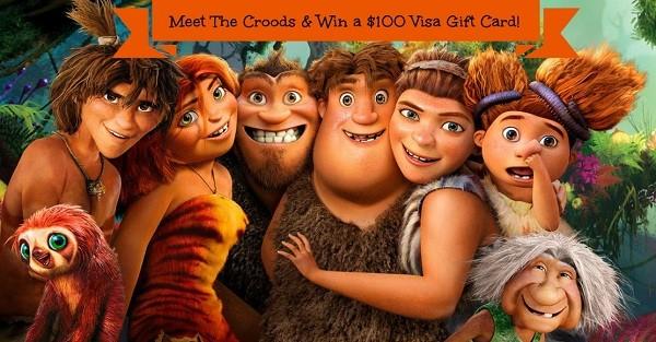 meet the croods