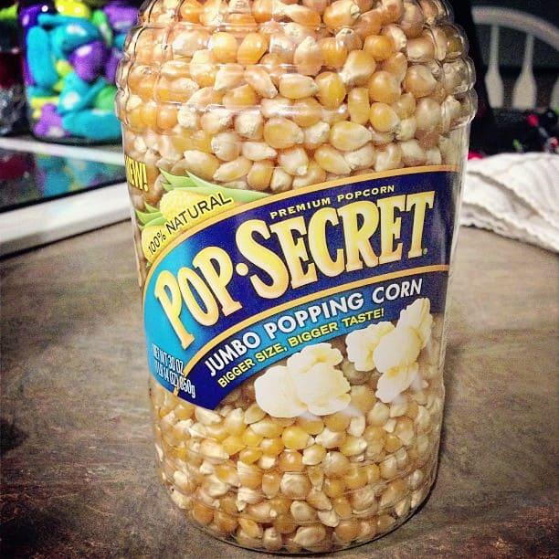 #popsecretmovienight kernels