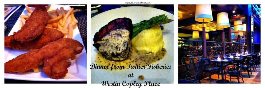 turner fisheries dinner