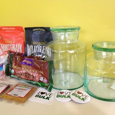 BIG's Love Bulk Foods campaign for Earth Month (Prize Pack Giveaway) #lovebulkfoods