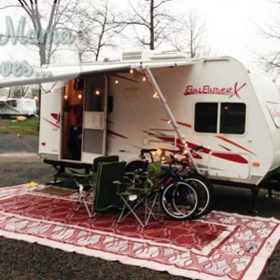 CareFree Mats for RVs, the Patio or the Beach