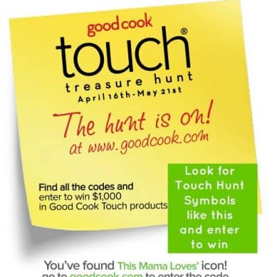 The Good Cook Treasure Hunt (Giveaway- $1000s in prizes!)