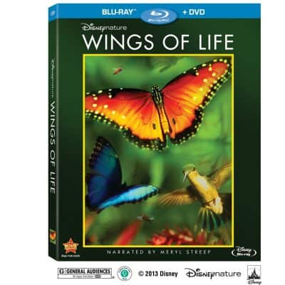 DisneyNature's Wings of Life now available for purchase