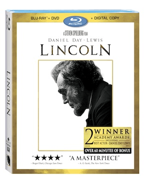 lincoln blu ray dvd