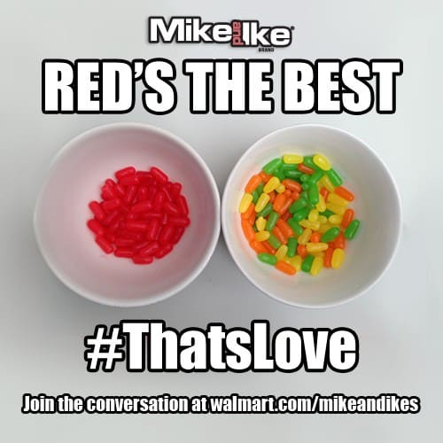 mike and ike #thatslove