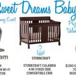 sweet dreams baby giveaway event