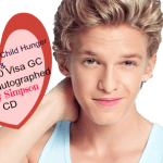 win an autographed cody simpson cd giveaway