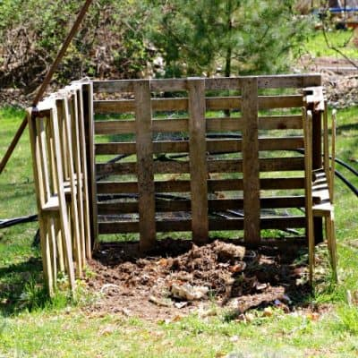 It's time to replace our compost bin #DigIn