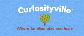 Curiosityville online learning site for kids  #Curiosityville