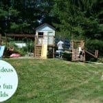 ideas for outside fun with kids
