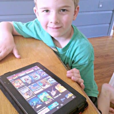 Our family finally joined Netflix.  We love it! #NetflixKids #Family #ad