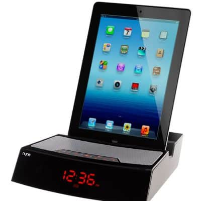NYNE N-19 Docking Alarm Clock