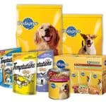 pedigree temptations pet care products at dollar general