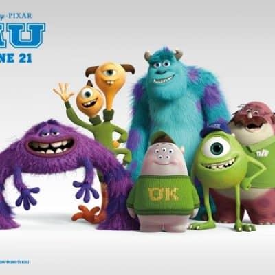 Disney*Pixar's MONSTERS UNIVERSITY June 21st