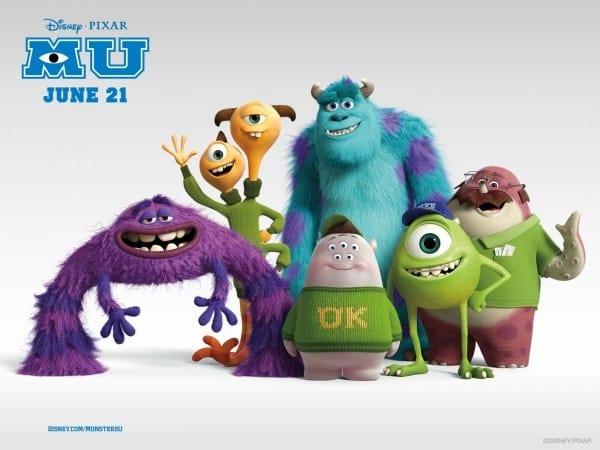 Disney Pixar's Monster University
