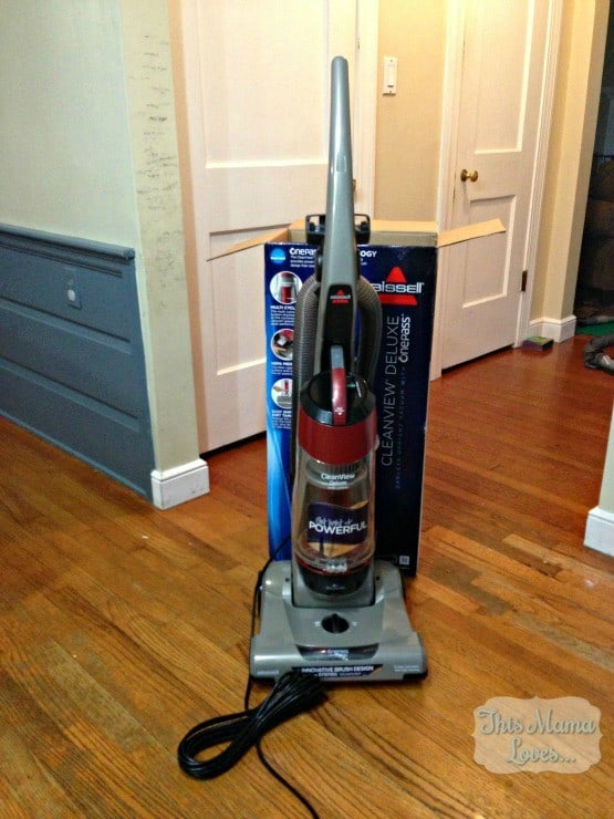 bissell cleanview deluxe #cleanview