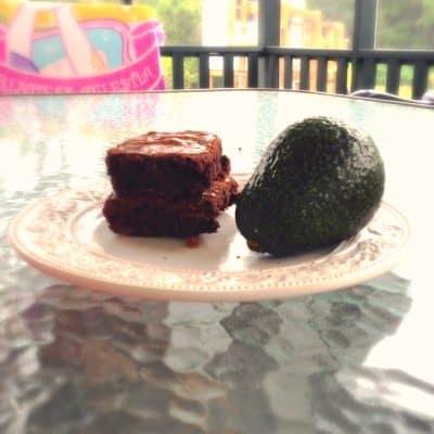 Chocolate Avocado Brownies Recipe