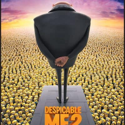Despicable Me 2 Screening in Plainville CT – Enter to win!