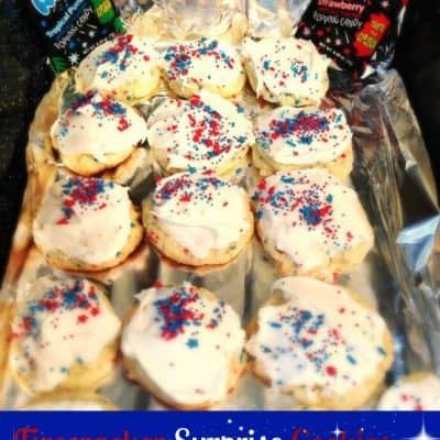 Firecracker Surprise Cookies Recipe