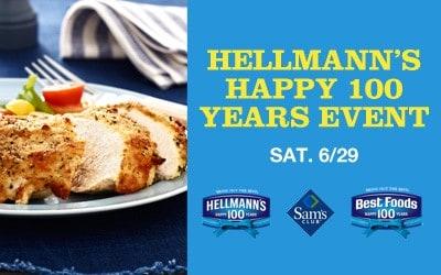 hellmanns event sams club