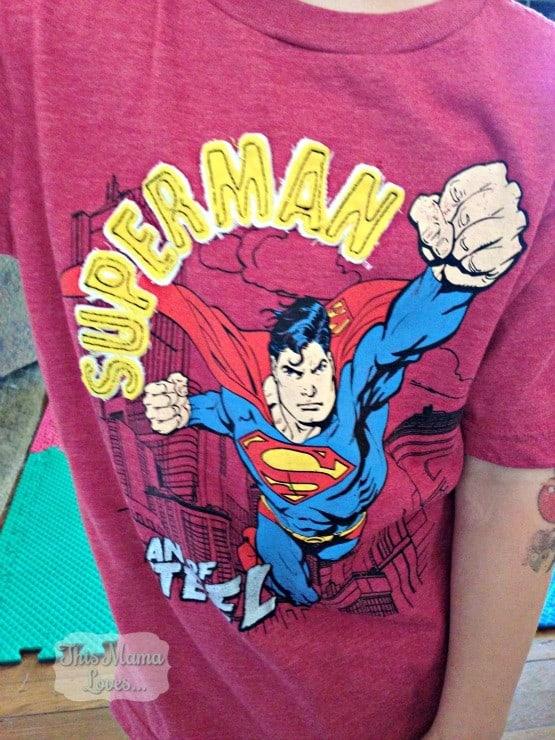 superman man of steel  shirt #seesteelfirst