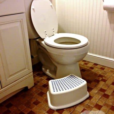 Why potty training isn't fun #PullUpsPottyBreak #ad