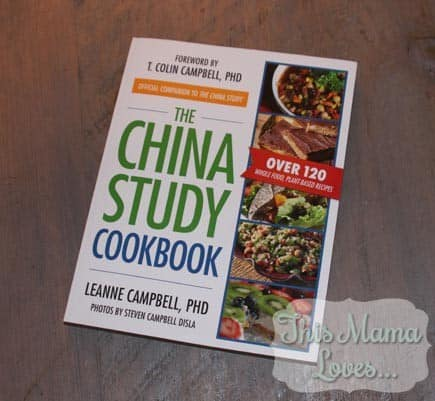 the china study cookbook pdf