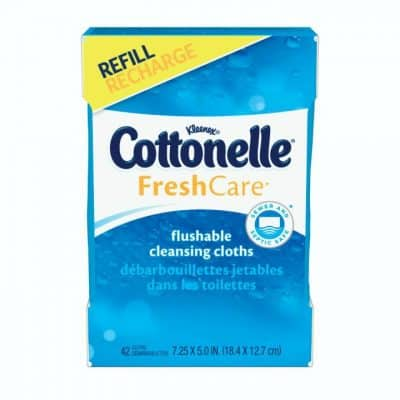 Cottonelle Routine Twitter Party!