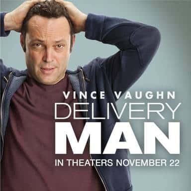Delivery Man starring Vince Vaughn (Trailer inside!)