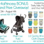#fit4aprincess grand prize giveaway
