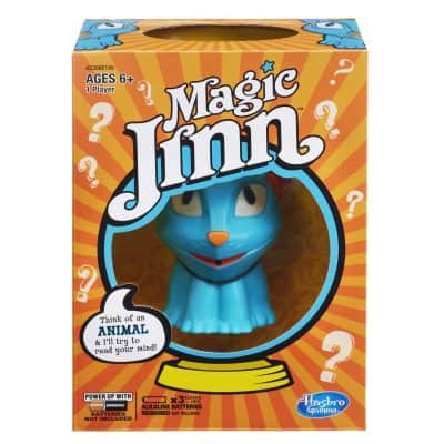 Magic Jinn Interactive Guessing Game #Giveaway
