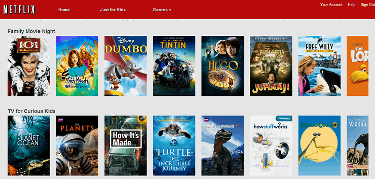 Family Movie Nights Summer Viewing With Netflixfamilies Ad