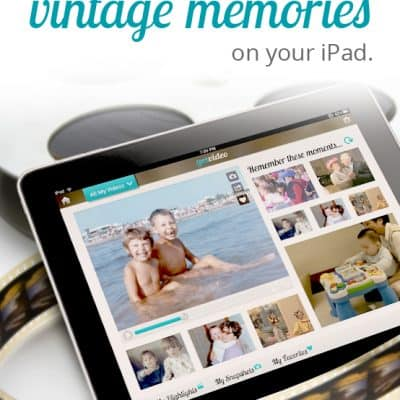 YesVideo has a new iPad app, $50 gift card and iPad Mini #Giveaway