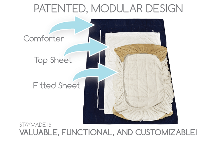 Customizable-staymade-making-beds-easier