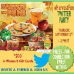 #HarvestFunBadge-twitter-party