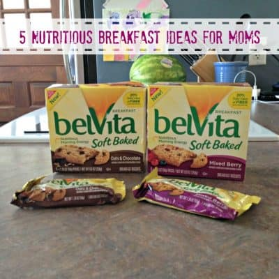 Nutritious Breakfast Ideas for Mom