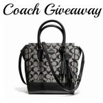 coach giveaway