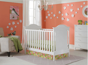 5 Tips for choosing the right baby crib