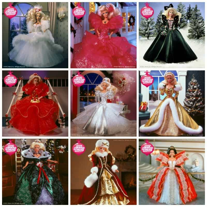 holiday-barbie-doll-collage-1